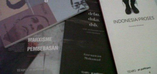 Buku-buku GM yang terbit tahun 2011