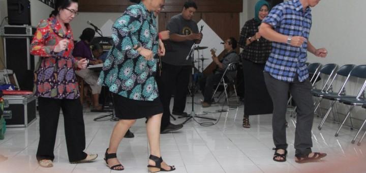 Kelompok Pandhemen Dansa dan Musik UGM