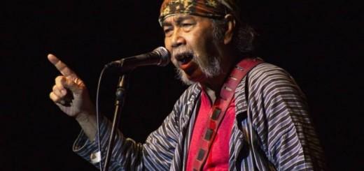 Sawung Jabo (Foto oleh: Dwikoen Sastro)